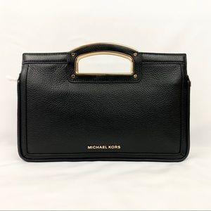Michael Kors Berkley Legacy Clutch